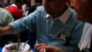 preview picture of video 'Volta APAU 2008 Lunch at Tétouan Medina'