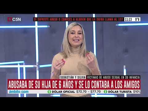Video: La periodista de C5N reveló que fue abusada de niña