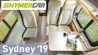 Самый компактный автодом на 5 человек. HYMER CAR Sydney GT60