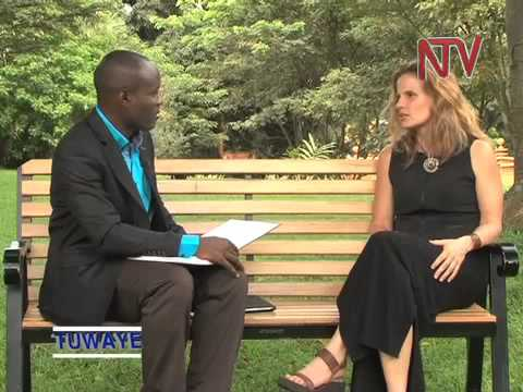 NTV TUWAYE: Dr Kathryn Barret-Gaines