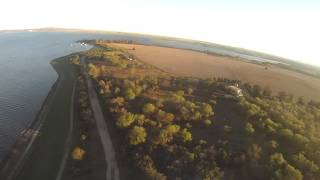 preview picture of video 'Argentina desde arriba - Embalse Río Tercero'
