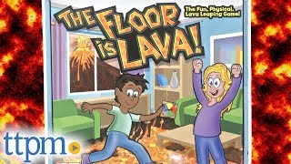 The Floor is Lava from Endless Games