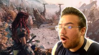 Horizon Zero Dawn  Reveal Trailer REACTION Sony E3 2015 Conference