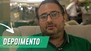 COMISSÃO DO PALMEIRAS RELATA 'FILME DE TERROR' EM VOO PARA MENDOZA
