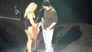 Miranda Lambert & Eric Church ~ Las Vegas, NV ~ 12-10-10