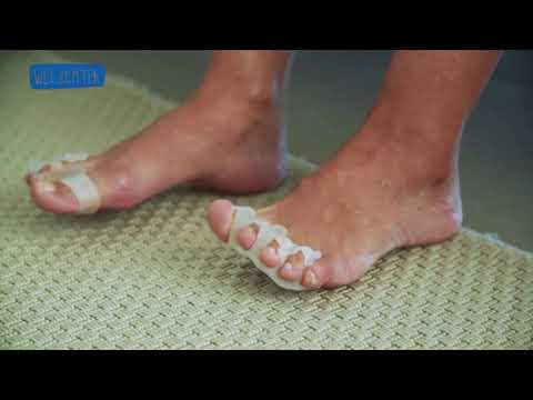 Separadores de Dedos em Gel Dr  Gem