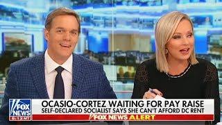 Fox News Makes Fun of Alexandria Ocasio-Cortez for Not Being Rich