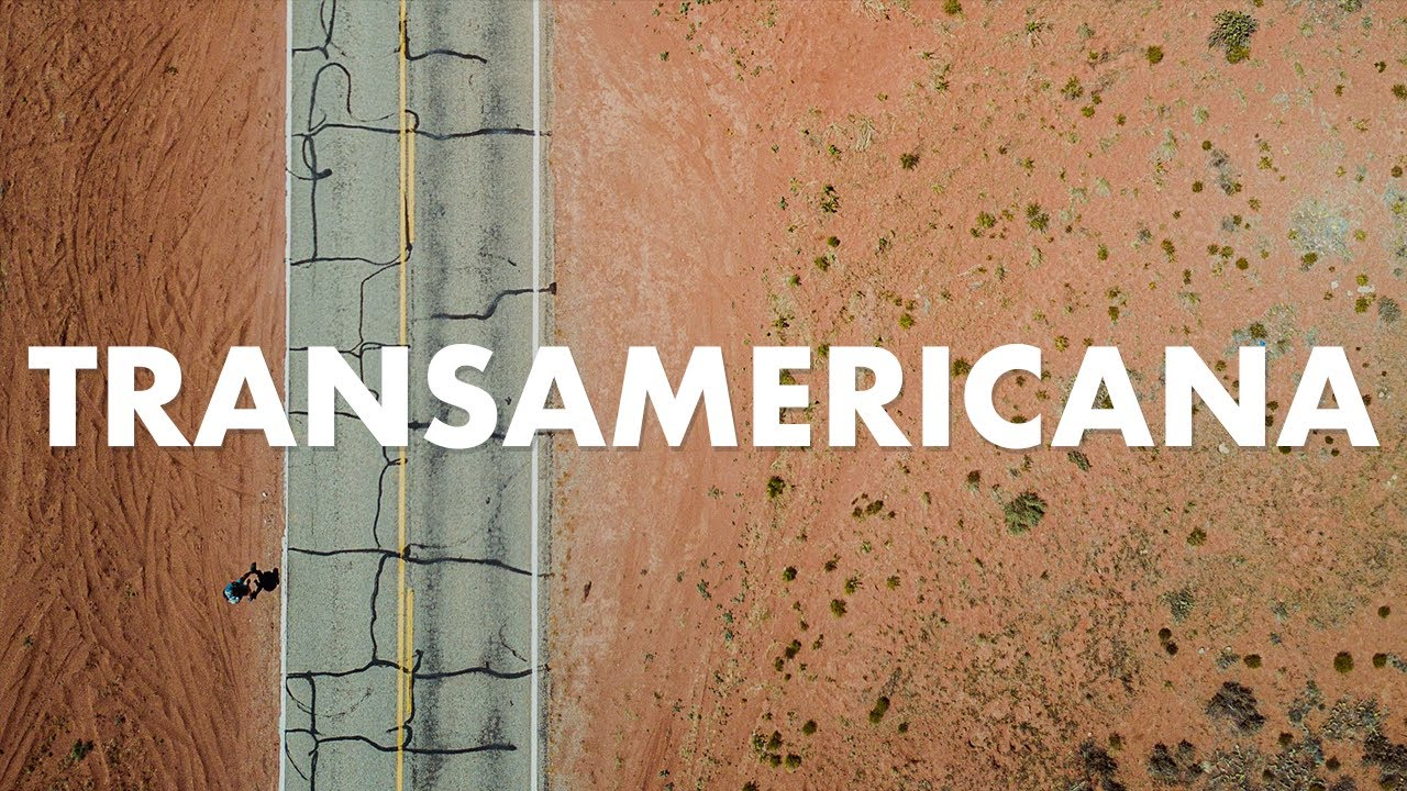 Transamericana with Rickey Gates running 3700 miles across America