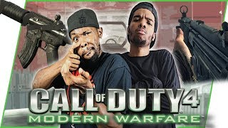 BROTHERS BEEF OVER COD! EPIC REMATCH TO SETTLE ONCE & FOR ALL! - COD Modern Warfare Gameplay