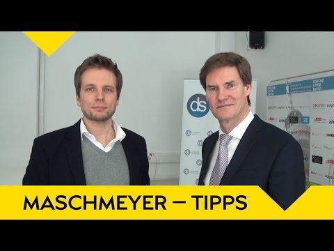 Carsten Maschmeyer verrrät sein Rezept für den Erfolg