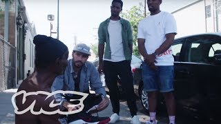 The Former Sneakerhead Donating Shoes to LA's Homeless