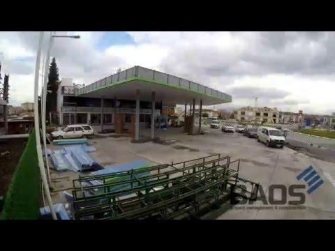 Petrol Station Construction