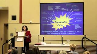 Working with the Neurobiological Legacy of Developmental Trauma. Janina Fischer, Echo Parenting Conf
