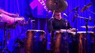 Alfredo Rodriguez and Pedrito Martinez-Mid Tempo Theme-New York City-1/5/2019