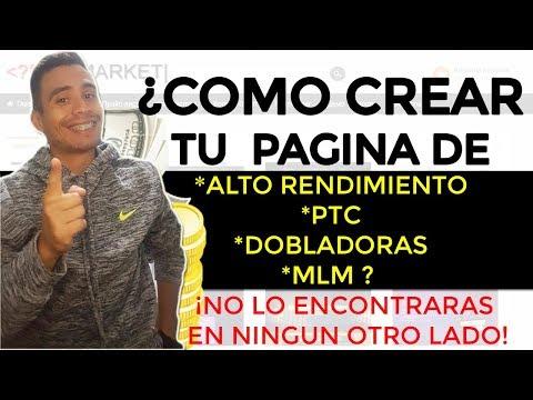 , title : 'Como Crear tu propio Negocio de Ganancias En Internet (PTC,HIYPS,MLM,DOBLADORAS) 2019'