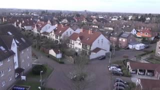 preview picture of video 'Würselen Bolzplatz Rundflug Oktokopter Januar 2014'
