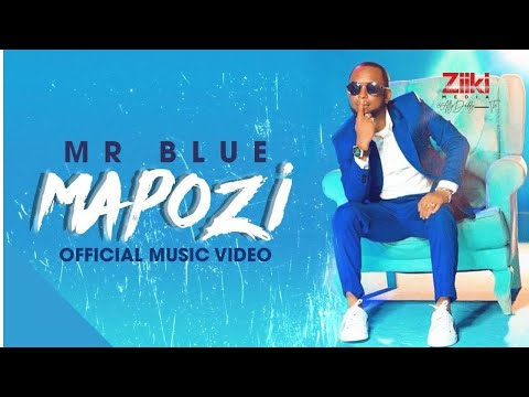 MAPOZI   MR BLUE   Official Video