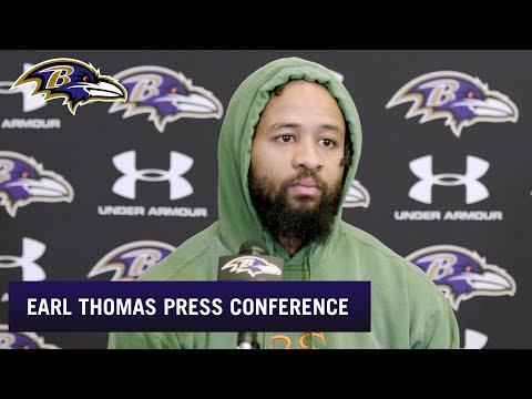 Earl Thomas Says Refs Need to Protect Lamar Jackson More  | Baltimore Ravens