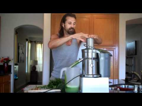 Video GREEN JUICE RECIPE FOR DIABETICS & BLOOD SUGAR STABILIZATION