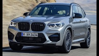 2020 BMW X3 M Competition Features, Design, Interior and Driving