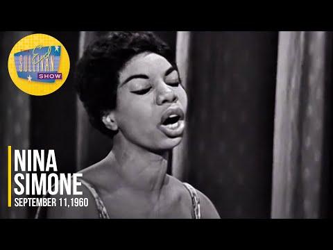 "Nina Simone ""Love Me Or Leave Me"" on The Ed Sullivan Show"