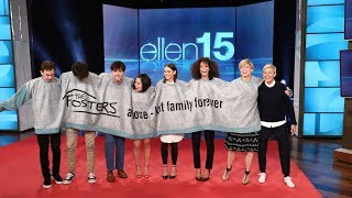 Which 'The Fosters' Cast Member Stole the Most Stuff from the Set?