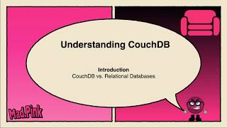 Comparing CouchDB to Relational Databases