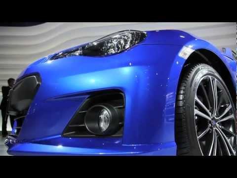 2013 Subaru BRZ Reveal - 2011 Tokyo Motor Show