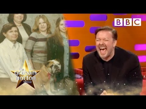 Awful Family Photos - The Graham Norton Show - BBC One