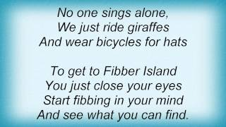 They Might Be Giants - Fibber Island  S