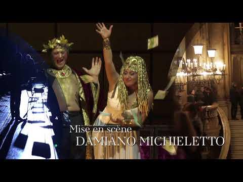 Bande-annonce Don Pasquale de Donizetti en direct du Palais Garnier