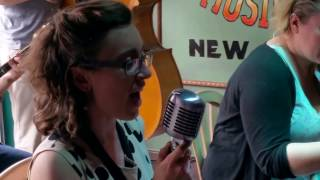Chloe Feoranzo - Sugar Blues (Shotgun Jazz Band)