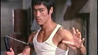 Bruce Lee - Nunchaku