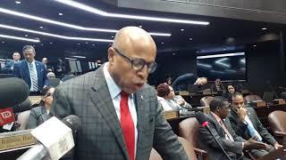 Diputados oficialistas rechazan que se investiguen pagos a Joao Santana