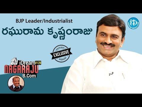 BJP Leader Kanumuru Raghu Rama Krishna Raju Interview || Talking Politics With iDream #273