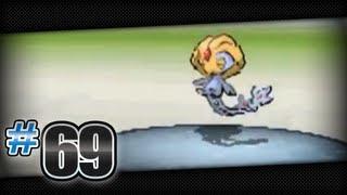 Uxie  - (Pokémon) - ~Pokemon Black 2 and White 2 - Part 69: Catching Uxie!