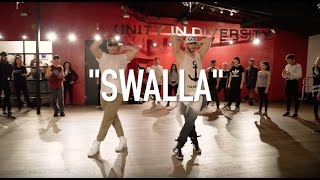 IF YOU HAVENT CHECKED OUT MY NEW CHOREOGRAPHY TO SWALLA PLEASE LIKE