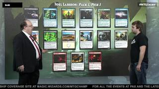 2015 Magic World Championship: So what now with Seth Manfield?