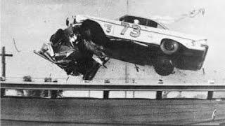 NASCAR 1950's Crash Compilation - dooclip.me