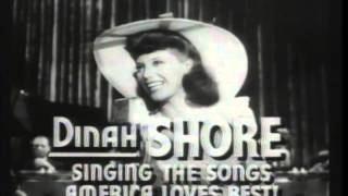 Thank Your Lucky Stars Trailer 1943
