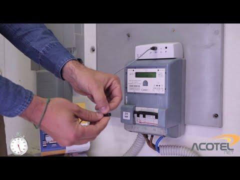 MEM - Misuratore Consumi Elettrici - Montaggio