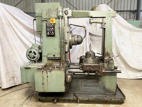 Staehely Gear Hobbing Machine