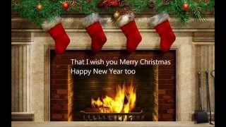 Merry Christmas Darling with lyrics (Carpenters) 2014