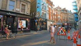 Walking REOPENED London 2020 In The SUMMER HEAT! Post-Lockdown
