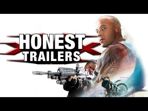 xXx trilogie - Upřímné trailery