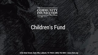 Children's Fund Endowment