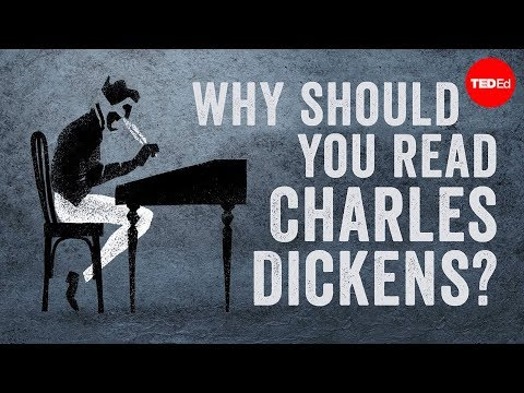 Why should you read Charles Dickens? – Iseult Gillespie