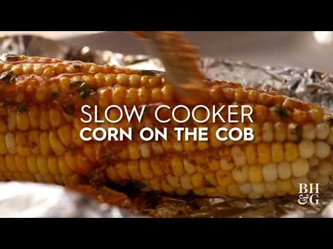 Slow Cooker Corn on the Cob  | Eat This Now | Better Homes & Gardens