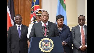 Uhuru to close anti-graft meeting - VIDEO