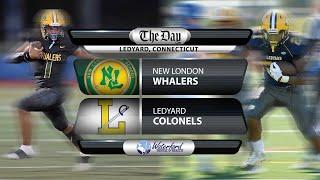 Watch live: New London at Ledyard football